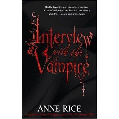 Interview with the Vampire Anne Rice Sphere PB / 9780751541977