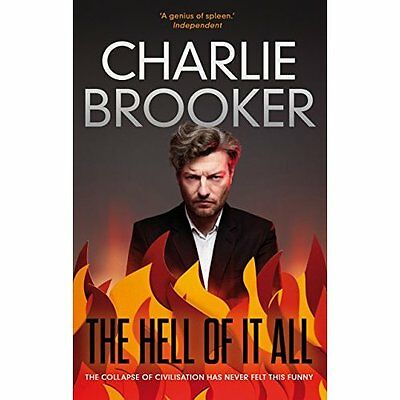 The Hell of it All Charlie Brooker Humour Faber Non-Fiction PB / 9780571297658