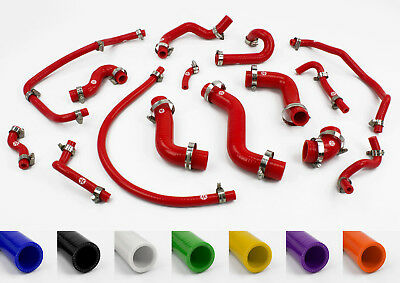 Stoney Racing Mazda Mx5 MK1 1.6 Silicone Ancillary Coolant Breather Hoses Miata
