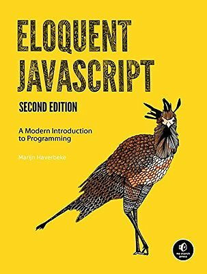 Eloquent Javascript Haverbeke  Marijn 9781593275846