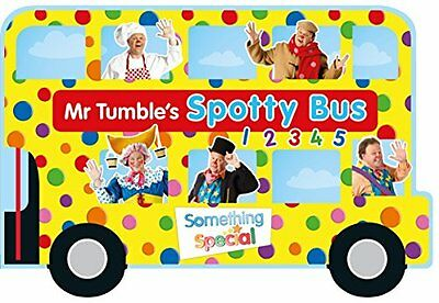 Something Special Mr Tumble's Spotty Bus  9781405277525