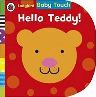 Baby Touch: Hello, Teddy!  9780723295563