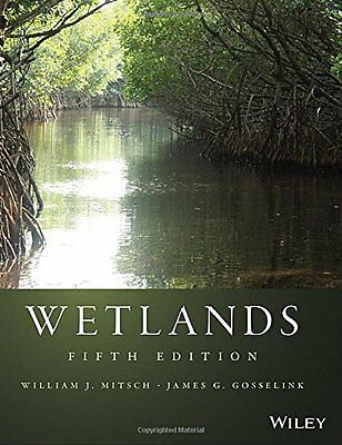 Wetlands Mitsch  William J. 9781118676820