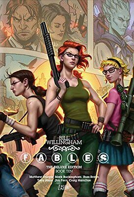 Fables Willingham  Bill 9781401255213