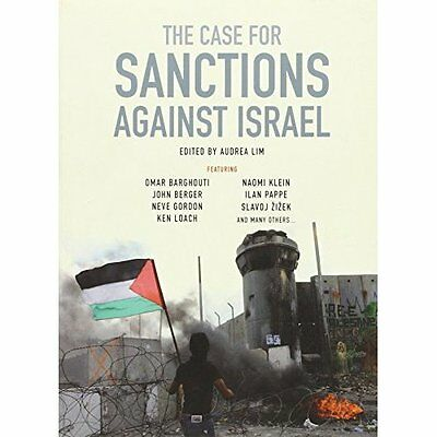 Case for Sanctions Against Israel Carey Verso Books Paperback / s. 9781844674503