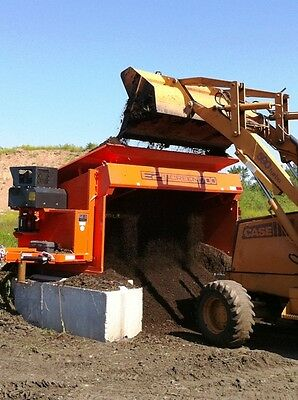 EZ-Screen 700 Portable Topsoil, Compost, Sand, and Gravel Screener