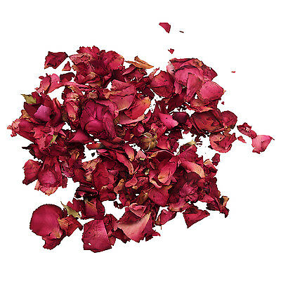 Bag of Fragrance Dried Rose Petals Flowers Natural Wedding Table Confetti Pot S*