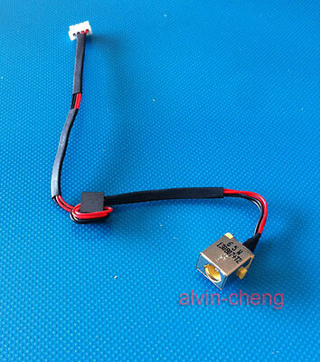 AC DC Power Port Socket Jack and Cable Wire C223 FOR Acer Aspire E1-531 E1-571