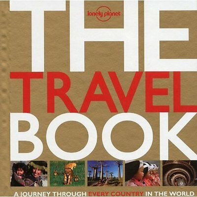 The Travel Book Mini 2e Lonely Planet Publications HB 9781742209050