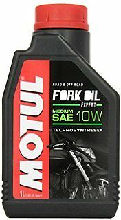 1 Litro Olio Motul Fork Oil Expert Light 10W Technosyntese