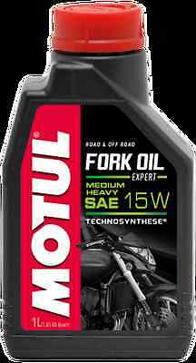 12 Litri Olio Motul Fork Oil Expert Light 15W Technosyntese