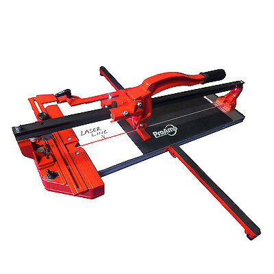 ProAmp 600mm Professional Tile Cutter With Laser Guide NL210-600MM