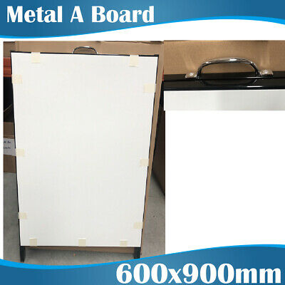 Metal A-Boards A board A-Frames A Frame Footpath Display 600x900mm WHITEBOARDS