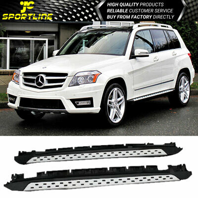 Fit 2010-2015 Mercedes Benz X204 GLK350 OE Style Running Board