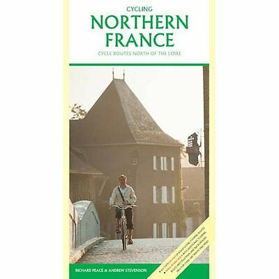 Cycling Northern France Stevenson Peace Excellent Books Paperback. 9781901464283