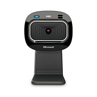 Microsoft Lifecam Hd-3000 For Business Webcam 720P Hd 16:9 Widescreen T4H-00004