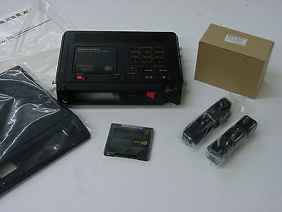 Super Clean Marantz PMD650 Mini Disc Recorder with new carry case.
