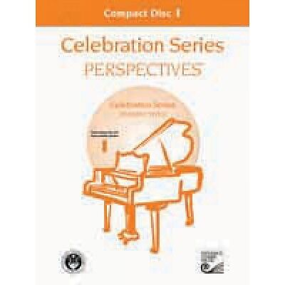 50% OFF CD Royal Conservatory of Music RCM CD 1 Celebration Series Perspectives
