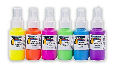 Tintex Fabric Spray Paint Packs (3x125ml and 6x125ml)