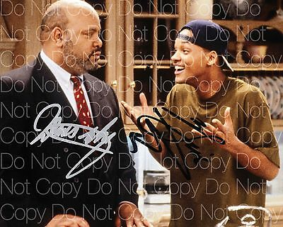 Fresh Prince James Avery Smith signed 8X10 photo picture poster autograph RP