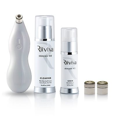 Riiviva Microdermabrasion Face Kit