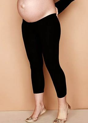 NEW - Trimester™ - Oasis 3/4 Maternity Leggings | Pregnancy Clothes