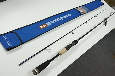 Major Craft BASSPARA 2 piece rod #BPS-662ML
