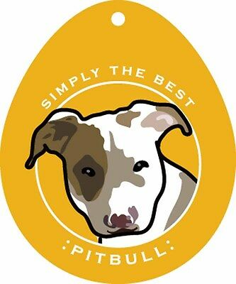 Pitbull Sticker 4×4″