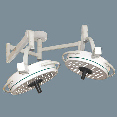 Sto 2 Lamp Head Ceiling LED Surgical Examination Light Shadowless Lamp KD-202B-2