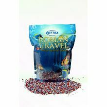 PET-592011 Aquatic Roman Gravel Tri-Colour Mix  (2kg)