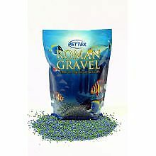 PET-592012 Aquatic Roman Gravel Aqua Blend Mix  (2kg)