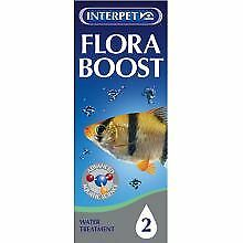 PET-603583 Interpet Aquarium No.2 Flora Boost (100ml)