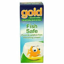 PET-597471 Interpet Aquarium Gold Fish Safe (100ml)