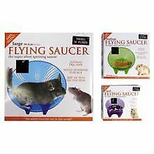 "PET-570973 Small 'N' Furry Flying Saucer Wheel Small (5"")"