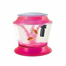 PET-228105 Fish 'R' Fun Fish Bowl Kit Pink (17ltr)