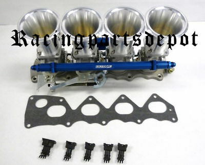 OBX ITB Individual Thorottle Body With Rail Fit For Honda S2000