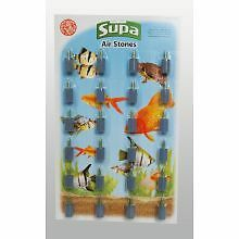 PET-824646 Supa Air Stones Carded 24 Pack