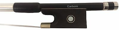 Carboni Violin Bow Refurbished with Zarelon