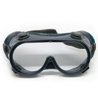 Safety Chemical Splash Impact Goggle Eye Protection Protective Anti Dust Glasses