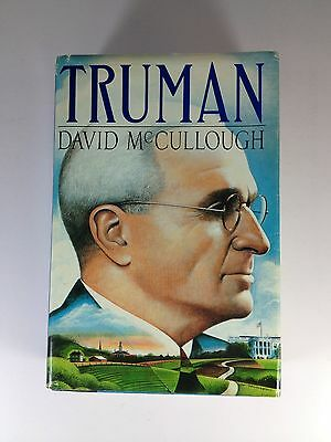 Truman By David McCullough HC 1992