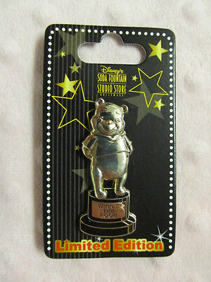 Disney Pin - DSF - Pin Trading Event - Pooh Trophy - LE300 - New