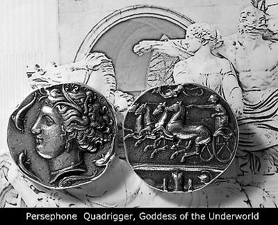 Percy Jackson Fans,Greek God Collection, #17S, PERSEPHONE, Goddess of Underworld