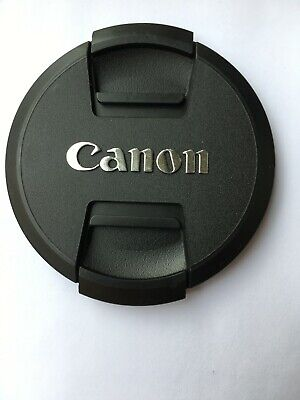 NEW Canon 77mm Snap-On Front Lens Cap Cover E-77U for Canon