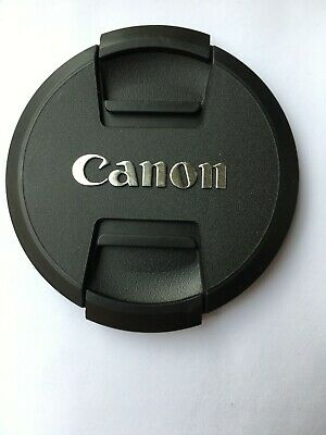 NEW Replacement 77mm Snap-On Front Lens Cap Cover E-77U for Canon Camera