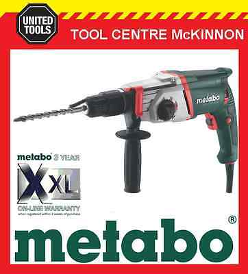 Metabo Uhe 2250 Multi 705W 4-Mode Sds Plus Rotary Hammer Drill – Made In Germany