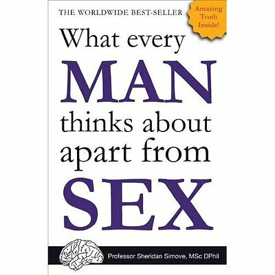 What Every Man Thinks About Apart from Sex... Simove Humour Summe. 9781849531986