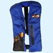 Axis Offshore  Inflatable BLUE PFD1 Lifejacket