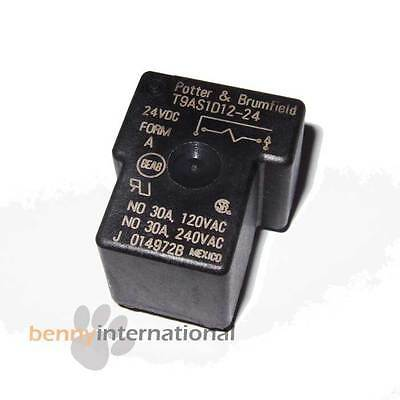 24V Dc 30A Power Relay Spst Potter & Brumfield  Te Connectivity G8P T9As1D12-24