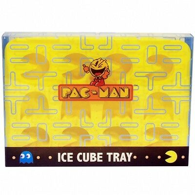 Pacman Silicone Ice Cube Tray