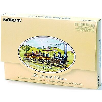 Bachmann Trains The DeWitt Clinton Ready-to-Run HO Train Set. Shipping Included